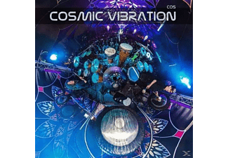 Cosmic Vibration - Cos - (CD)
