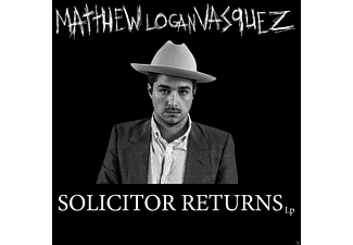 Matthew Logan Vasquez - Solicitor Returns - (LP + Download)