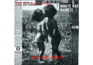 The Pop Group - For How Much Longer Do We Tolerate Mass Murder? - (CD)