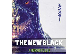 New Black - A Monster's Life - (CD)