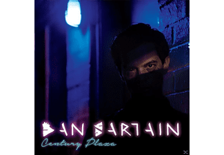 Dan Sartain - Century Plaza - (CD)