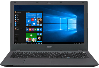 ACER Aspire E 15 (E5-574G-7934), Notebook mit 15.6 Zoll Display, Core i7 Prozessor, 4 GB RAM, 1 TB HDD, GeForce 940M, Schwarz/Grau