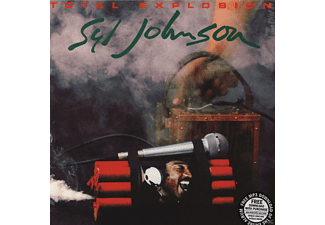 Syl Johnson - Total Explosion - (LP + Download)