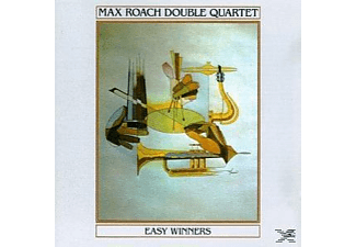 Max Roach - Easy Winners - (Maxi Single CD)
