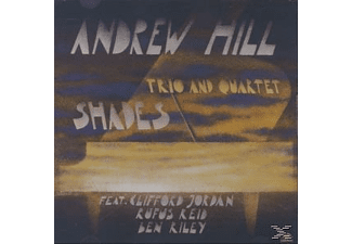 Andrew Hill Trio And Quartet - SHADES - (CD)