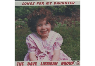 The Dave Liebman Group - SONGS FOR MY DAUGHTER - (CD)