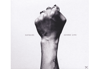 The Savages Adore Life CD