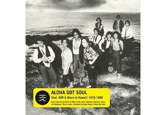 VARIOUS - Aloha Got Soul - (LP + Bonus-CD)