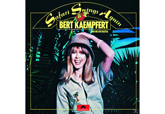 Bert Kaempfert - Safari Swings Again (Re-Release) - (CD)