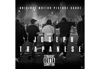 Joseph Trapanese - Straight Outta Compton (Score) - (CD)