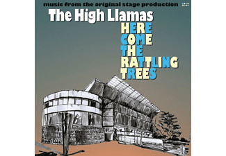 The High Llamas - Here Come The Rattling Trees - (CD)