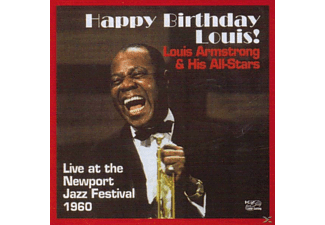 Armstrong/Middleton/Bigard/Young/Kyle/Herbert/+, VARIOUS - Happy Birthday Louis ! - (CD)