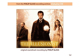 M./Czech Film Orchestra Riesman - The Illusionist-Soundtrack - (CD)