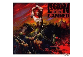 Legion Of The Damned - Slaughtering - (DVD)