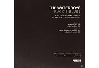 The Waterboys - Puck's Blues (Ltd.10'' Vinyl+Mp3) - (EP (analog))