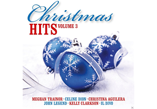 VARIOUS - Christmas Hits Volume 3 [CD]