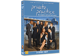 Private Practice S6 Drama DVD