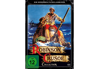 Die grosse Robinson Crusoe Collection - (DVD)