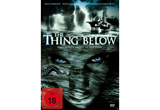 The Thing Below - Das Grauen lauert in der Tiefe - (DVD)