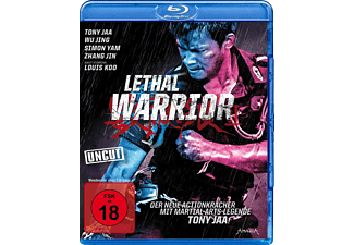 Lethal Warrior - (Blu-ray)