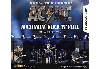AC/DC - Maximum Rock'N'Roll - 4 CD - Biographien/Porträt