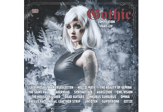 VARIOUS - Gothic Compilation 65 - (CD)