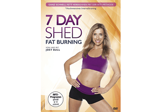 7 DAY SHED - Fat Burning - Fett verbrennen mit der HIT-Methode - (DVD)