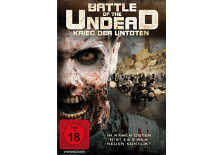 Battle of the Undead - Krieg der Untoten - (DVD)