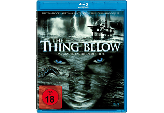 The Thing Below - Das Grauen lauert in der Tiefe - (Blu-ray)