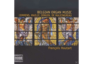 Francois Houtart - Belgian Organ Music Of The 19th & 20th Centuries - (CD)