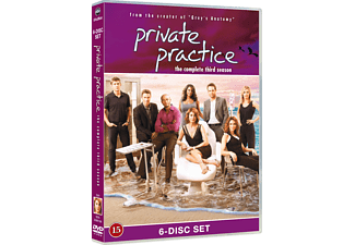 Private Practice S2 Drama DVD