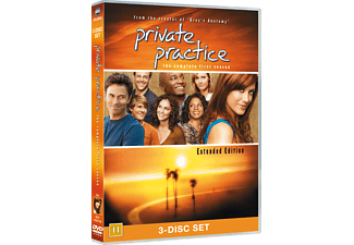 Private Practice S1 DVD