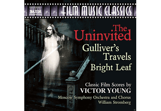 William Stromberg, Moscow Symphony Orchestra - The Uninvited/Gulliver's Travels/Bright Leaf/+ - (CD)