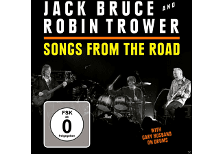 Jack Bruce, Robin Trower - Songs From The Road [CD + DVD Video]