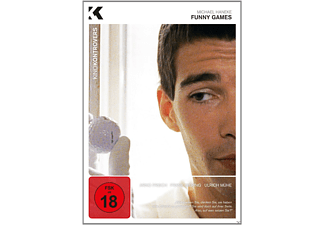 Kino Kontrovers - Funny Games - (DVD)