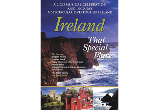 VARIOUS - Ireland - That Special Place - (CD)