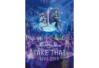 Take That - Live 2015 - (DVD)