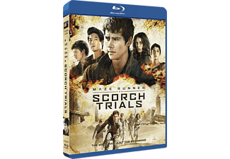 Maze Runner: The Scorch Trials Action Blu-ray