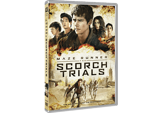 Maze Runner: The Scorch Trials Action DVD