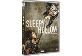 Sleepy Hollow S2 Skräck DVD