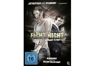 Fight Night - (DVD)