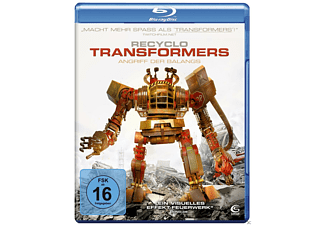 Recyclo Transformers - (Blu-ray)