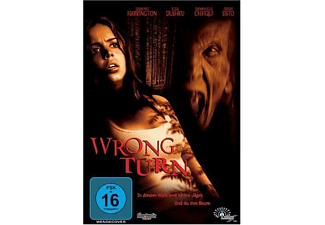Wrong Turn 1 - (DVD)