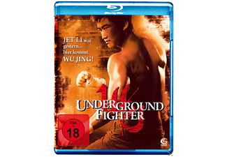 Underground Fighter - (Blu-ray)