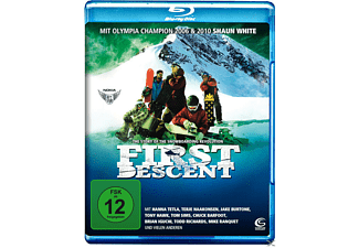 First Descent - The Story of Snowboarding Revolution - (Blu-ray)