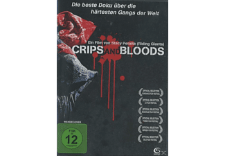 Crips and Bloods - (DVD)