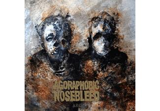 Agoraphobic Nosebleed - Arc (Single Lp Jacket E.P.+Mp3) - (LP + Download)