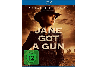 Jane Got A Gun - (Blu-ray)