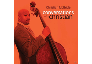 Christian McBride, McBride,Christian Feat Sting,Dee Dee Bridgewater - Conversations With Christian - (CD)