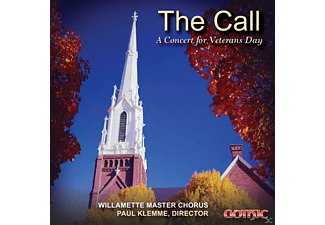 Paul/willamette Master Chorus Klemme - The Call: A Concert For Veterans Day - (CD)
